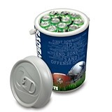 Officially-Licensed NFL Team Logo Mega Can Cooler