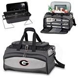 Officially-Licensed Collegiate Logo Buccaneer Grill & Cooler In One