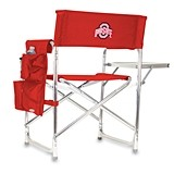 Officially-Licensed Collegiate Logo Sports Chair by Picnic Time