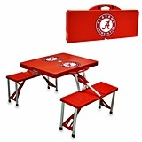 "Officially-Licensed Collegiate Logo ""Sport"" Picnic Table"