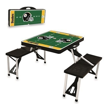 "Officially-Licensed NFL Team Logo ""Sport"" Picnic Table"