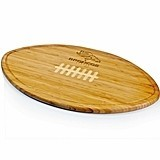 Officially-Licensed NFL Team Logo Pro-Football-Shaped Party Platter