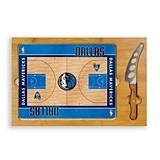 Officially-Licensed NBA Team Logo Icon Cheese Board