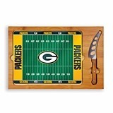 Officially-Licensed NFL Team Logo Icon Cheese Board