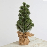 CTW Home Collection Miniature Realistic Faux-Pine Tree (Box of 2)