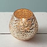 CTW Home Collection 'Aurelia' Mercury Glass Votive Holders (Box of 2)