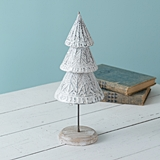 CTW Home Collection 'Elsa' Small Winter Wonderland Tabletop Tree