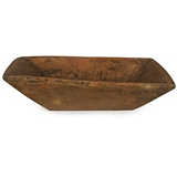 CTW Home Collection Primitive-Look Treen Large Square Trencher
