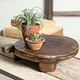 CTW Home Collection Reproduction Primitive Round Breadboard