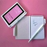 "Cute ""Love Notes"" Personalized Notebooks"