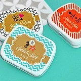 Match Your Theme Personalized Mint Tins