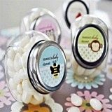 Adorable Baby Animals Personalized Candy Jars