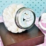 Darling Artistic Design Baby-Themed Personalized Candy Jars