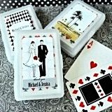 Mod Artistic Design Personalized Playing Cards