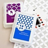 Epic Modern-Design Personalized Playing Cards