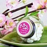 Precious Cherry Blossom-Design Candy Jars