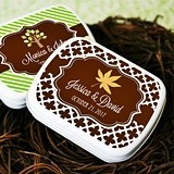 Falling in Love Personalized Little Mint Tins