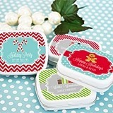 A Great Winter Personalized Mint Tins