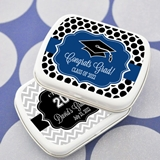 Marking a Milestone Personalized Graduation Mint Tins