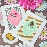 Choose Your Theme Personalized Flower Seed Packets