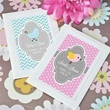 Blossoming Baby Personalized Baby Shower Seed Packet