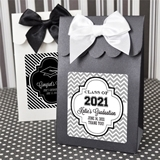 Graduation Celebration Personalized Goody Bags (Set of 12)