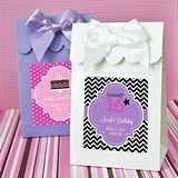 Quinceañera/Sweet 16 Personalized Goody Bags (Set of 12)