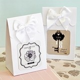 Shabby Chic Personalized Goody Bags (Set of 12)