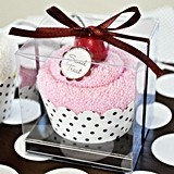 Clever Faux-Cupcake Towel (4 Colors)