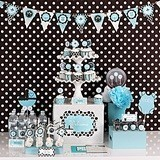 Blue Baby Shower Mod Party Kit (Non-Personalized)