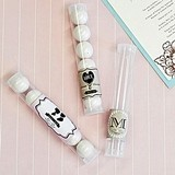 Shabby Chic Personalized Candy Tubes
