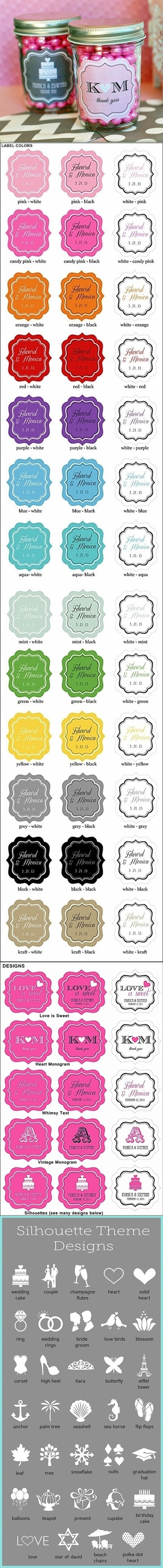 Outstanding Personalized Miniature Mason Jars