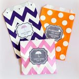Personalized Goody Bags for Baby Shower (Set of 12)