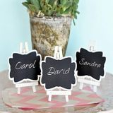 Chalk It Up To Love! Markable Framed Placecards