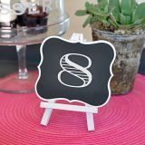 Chalk It Up To Love! Markable Table Easels