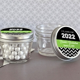Personalized Graduation Small 4 Ounce Mason Jars