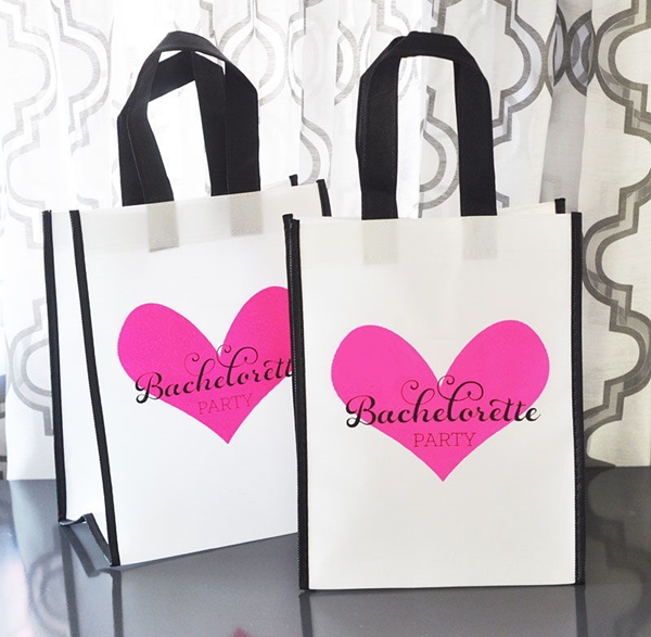 Event Blossom Bachelorette Party Tote Bag