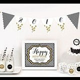 Happy New Year Party Decorations Kit (Non-Personalized)