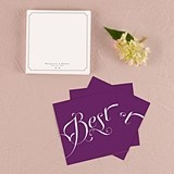 Expressions Design Memory Box Well Wishes Cards (16 Colors) (Set of 6)