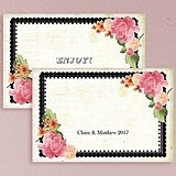 Personalized Vintage-Inspired Medley Place Cards/Tags (Set of 12)
