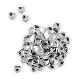 Weddingstar 'Diamond Clear' Heart Jewels Wedding Confetti (Pack of 72)