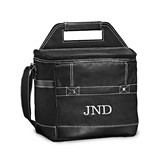 Weddingstar Personalized Loden Cooler Bag - Black