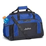 Weddingstar Personalizable Sports/Weekender Bag (Blue or Gray)