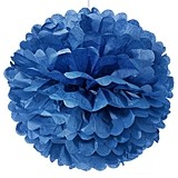 Weddingstar Brightly-Colored Large Paper Pom Pom (10 Colors)
