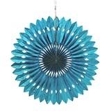 Weddingstar Large Paper Pinwheel Decorations (9 Colors) (Set of 12)