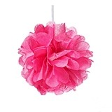 Weddingstar Brightly-Colored Mini Paper Pom Pom (11 Colors)