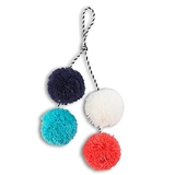 Weddingstar Multicolor Pom Pom Tassel