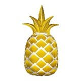 Mylar Foil Party Balloon Decoration - Giant Metallic Gold Pineapple