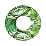 Weddingstar Giant Inflatable Pool Float Toy - Palm Leaf