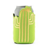 """Fiesta Siesta Tequila"" Cactus Design Neoprene Drink Holder"